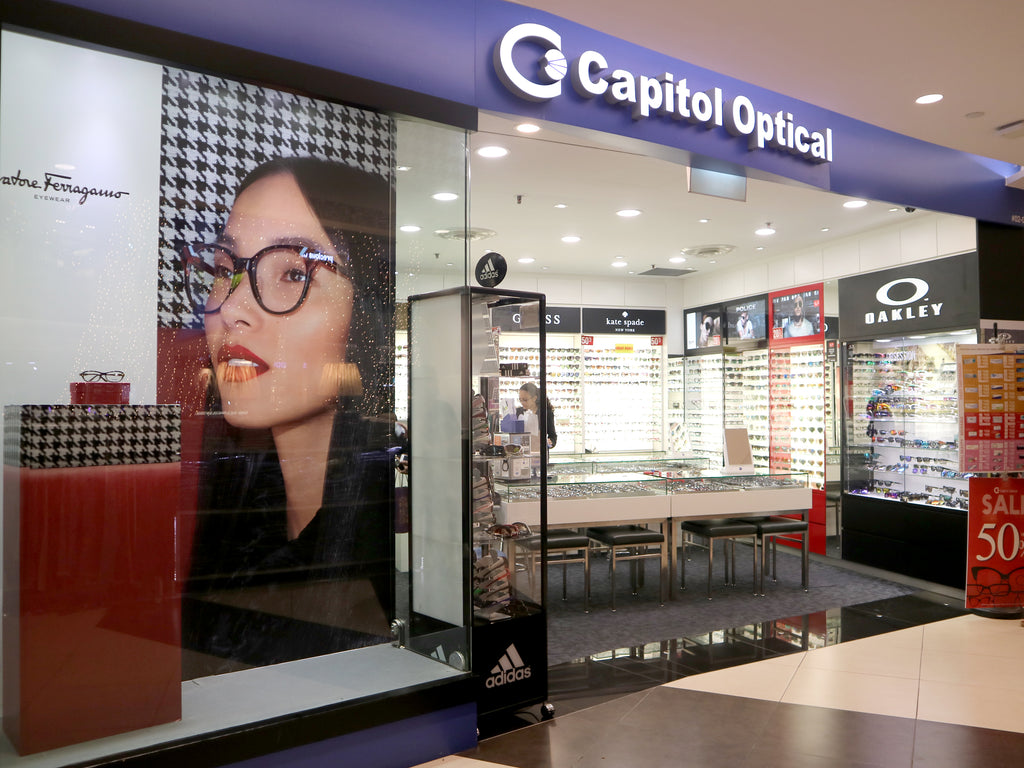 Capitol Optical Tampines Mall