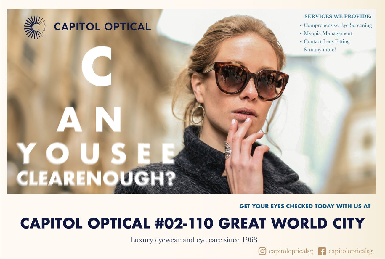066d905feba2e Start your journey to clearer vision. VISIT US AT CAPITOL GREAT WORLD
