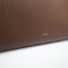 MIA DARK BROWN LAPTOP SLEEVE