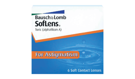 SofLens® 66 Toric for Astigmatism
