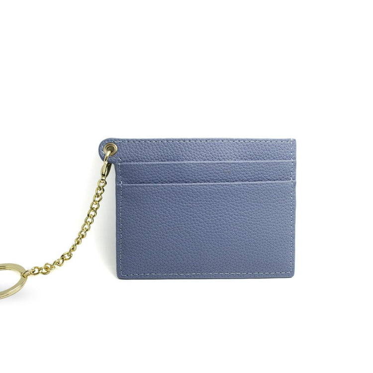 LUNA GEORGINA SKY BLUE CARD HOLDER