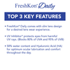 FreshKon® Daily Clear Contact Lenses (30pcs)