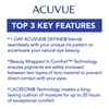 1-DAY ACUVUE® DEFINE® – RADIANT CHARM™