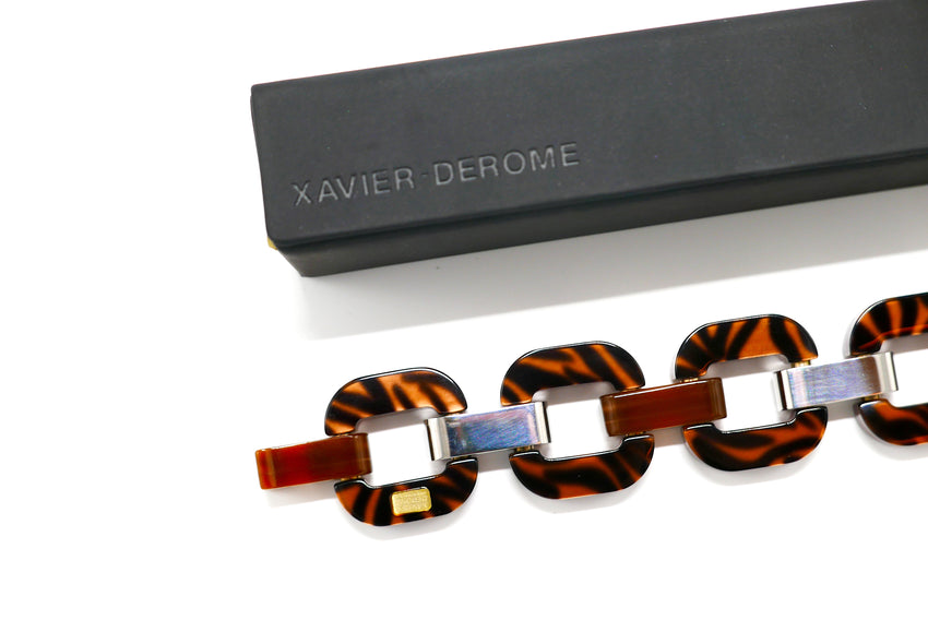 Xavier Derome - Brown Bracelet