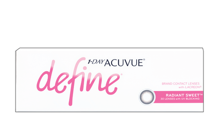 1-DAY ACUVUE® DEFINE® – RADIANT SWEET™