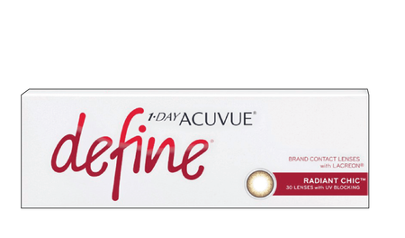 1-DAY ACUVUE® DEFINE® – RADIANT CHIC™