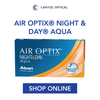 AIR OPTIX® NIGHT & DAY® AQUA