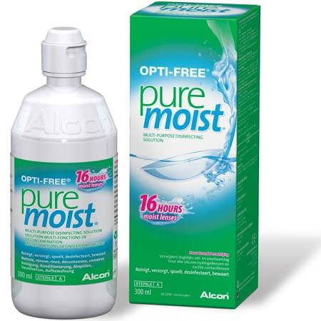 ALCON OPTI-FREE® Puremoist® (2 x 300ml)