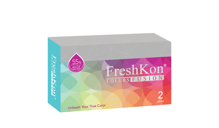FreshKon® Color Fusion
