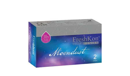 FreshKon® Color Fusion: The Moondust Edition - Moondust Brown, Moondust Green, Moondust Grey