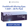 FreshKon® Alluring Eyes 1-DAY – 30 Pc Pack