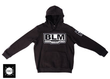BLM Hoodie with Chenille Patch