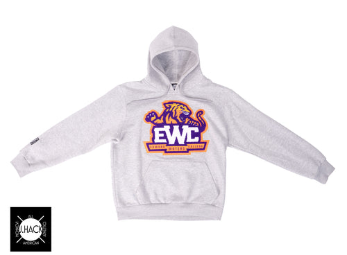 EWC Hoodie with Chenille Patch