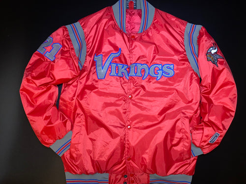Raines Vikings Team Jacket