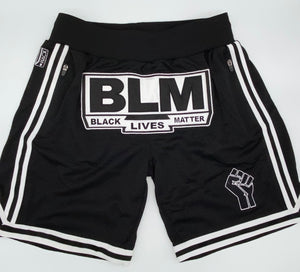 BLM Shorts Limited Edition