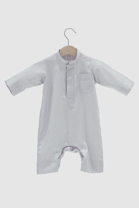Dishdasha Onesie - Grey