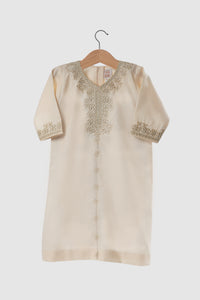 Jalabiya - Classic Collection - Cream