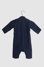 Winter Collection: Dishdasha Onesie - Navy Blue