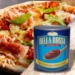 Bella Rossa Fully Prepaired Pizza Sauce - Beautifully Red - 6 LB 9 OZ - (Case of 6)