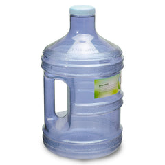 1 Gallon BPA Free Round Drinking Water Bottle - Dark Blue