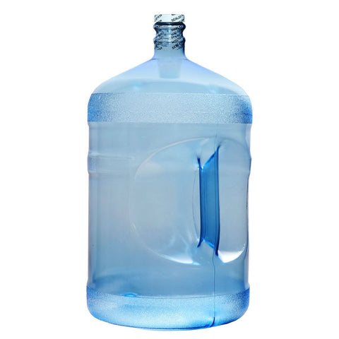 5 Gallon BPA Free Water Jug Bottle - Screw On Top - 5 Gal. / BPA Free Plastic