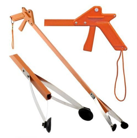 "Pick up Tool, 36"" L, Orange"