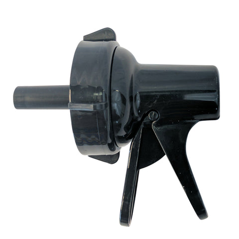 55MM Screw On Water Dispenser Valve - Black