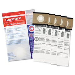 Sanitaire SD Premium Allergen Vacuum Bags for SC9100 Series, 5/Pack