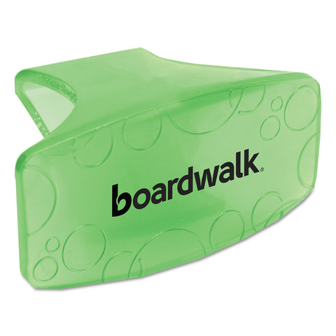 Boardwalk Bowl Clip, Cucumber Melon, Green, 12/Box - Green
