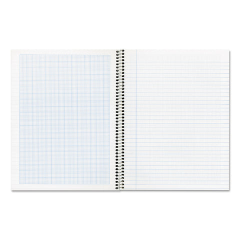 National Engineering and Science Notebook, 10 sq/in Quadrille Rule, 11 x 8.5, White, 60 Sheets