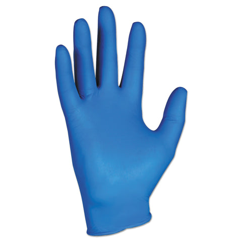KleenGuard G10 Nitrile Gloves, Artic Blue, Small, 2000/Carton - Arctic Blue / Small