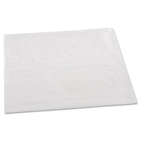 Marcal Deli Wrap Dry Waxed Paper Flat Sheets, 15 x 15, White, 1000/Pack, 3 Packs/Carton