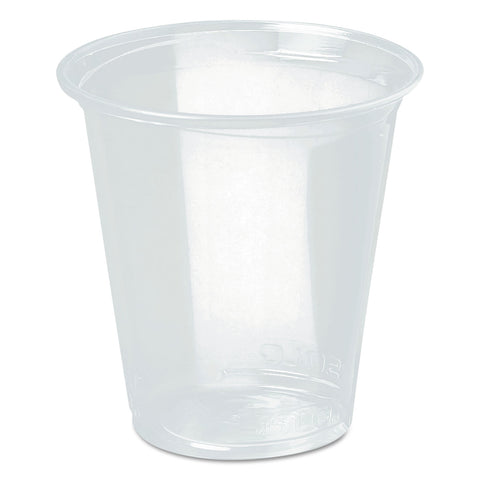 Dart Conex ClearPro Plastic Cold Cups, 12 oz, 50/Sleeve, 1000/Carton - Clear