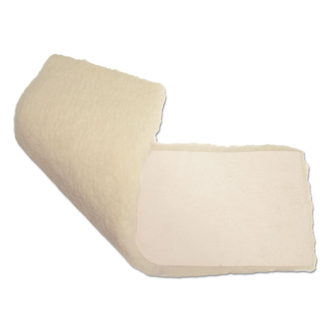 "Boardwalk Finish Applicator Refill Pad, Lambswool, 24"", Natural"