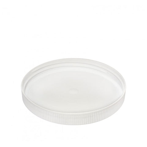 110MM Screw On Cap - White - 110MM / White