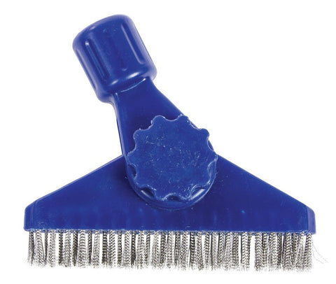 Stainless steel Grout brush