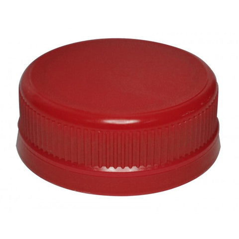 38MM Milk Cap - Red