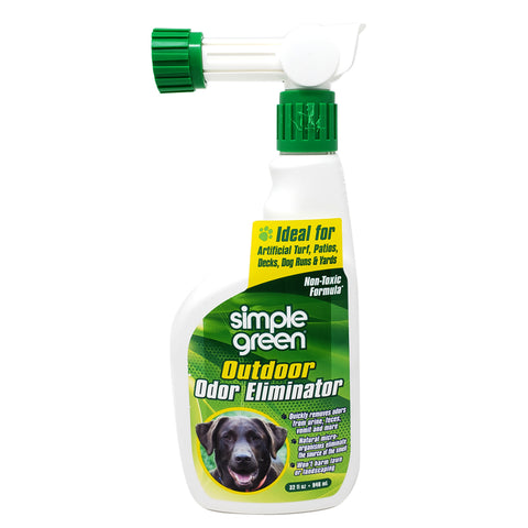 Simple Green Outdoor Odor Eliminator - 32oz Spray Nozzle