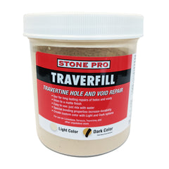 Travertine Hole And Void Repair