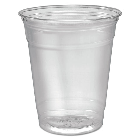Dart Ultra Clear Cups, Squat, 12-14 oz, PET, 50/Pack