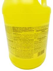 Lemon Disinfectant Neutral Cleaner - Cleaner | Disinfectant | Virucide | Kills Germs | Deodorizer | 1 Gallon CONCENTRATE – Makes 32 Gallons