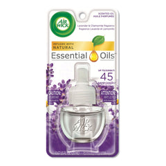 Air Wick Scented Oil Refill, Lavender & Chamomile, Purple, 0.67 oz
