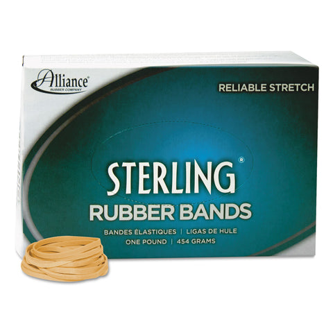 Alliance Sterling Rubber Bands Rubber Band, 31, 2 1/2 x 1/8, 1200 Bands/1lb Box