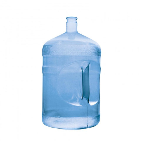 5 Gallon Polycarbonate Water Jug Bottle - Crown Top