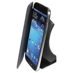 Softalk Shoulder Rest for Cell Phone, Black