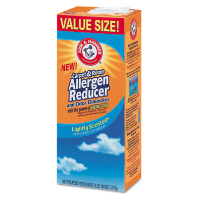Allergen Reducer and Odor Eliminator