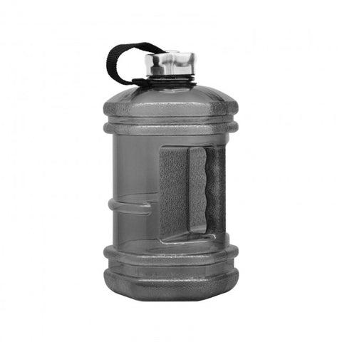 BPA Free Hexagon Water Bottle - Black