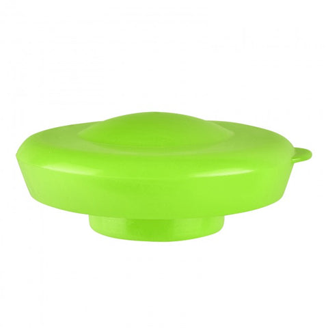 Dew Cap 55mm Snap On Cap Lid Top For 3 & 5 Gallon Water Bottles - Light Green - 55MM / Lime Green / 1