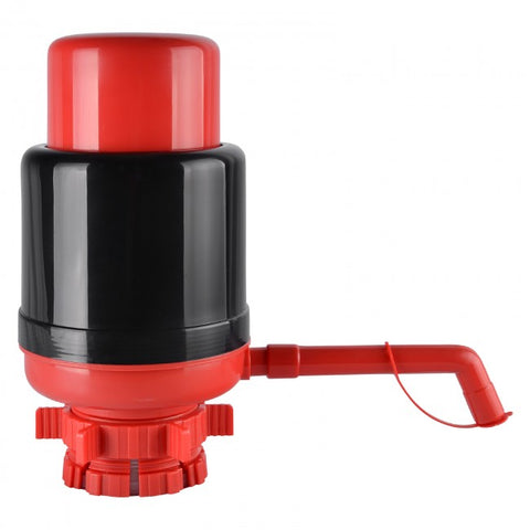 Manually Operated Pump Kit - Red And Black Pump - Black/Red / Plastic
