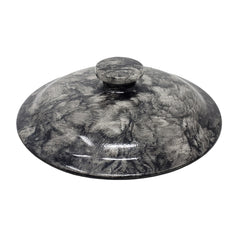 Spigot Faucet and Lid - Black Marble